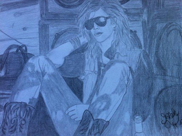 Duff McKagan by Lexi-gnr